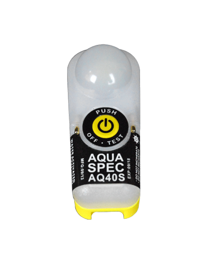 Aquaspec AQ40S | Lifejacket Light | PFD Light